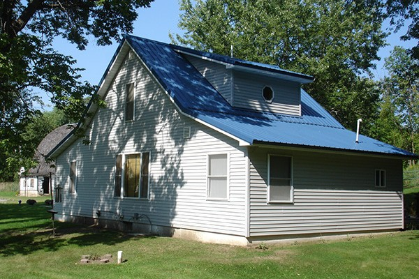Structural-Buildings_Metal-Roofing-Home_Becker-MN